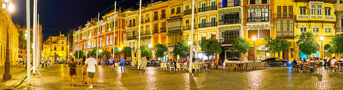 Seville restaurants