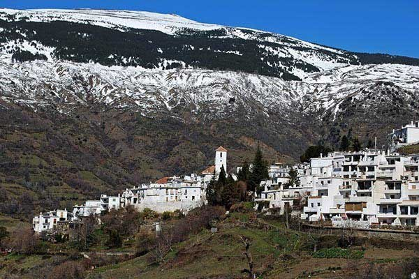 Sierra Nevada Andalusia