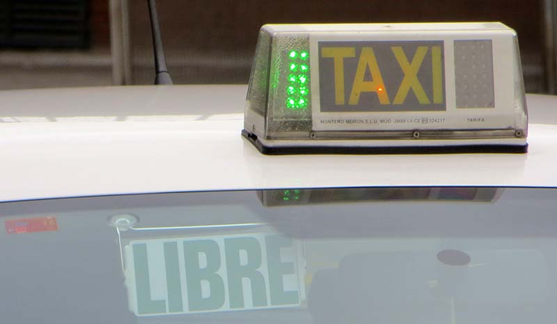 taxi Seville